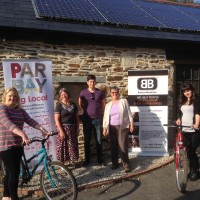 bike project launch