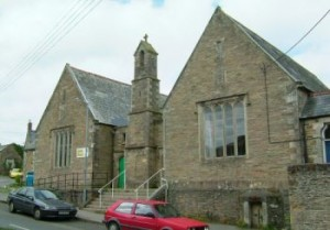 Tywardreath village hall