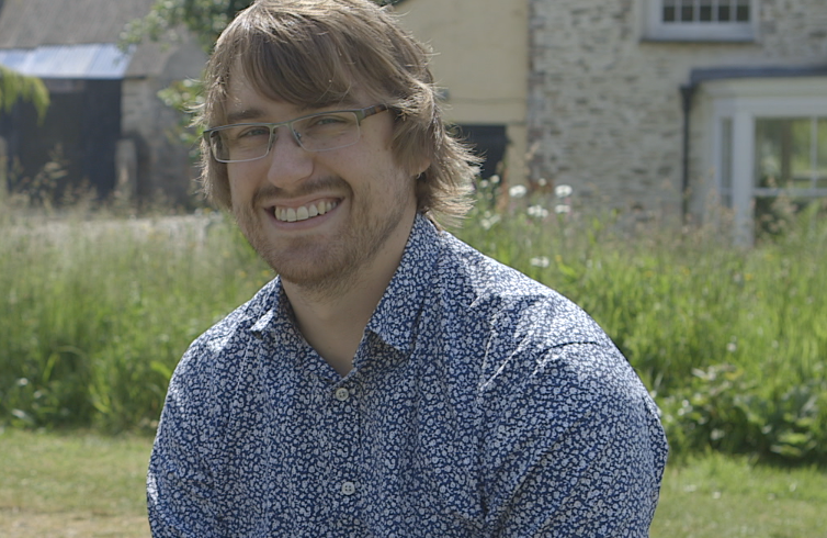 Meet the new village shopkeeper – Tom Larkin